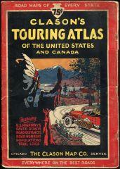 Clason's Touring Atlas