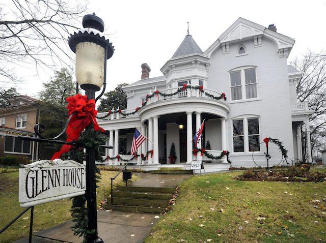 Glenn House Front