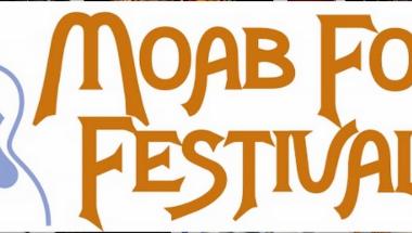 MOAB Folk Festival Logo
