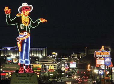 West Wendover NV New Website Itinerary
