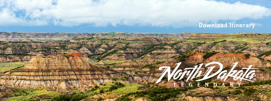 north dakota 2017 itineraries header