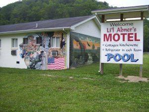 Li'l Abner's Motel & Pool