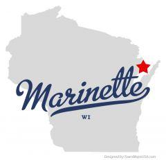 Marinette Wisconsin Logo