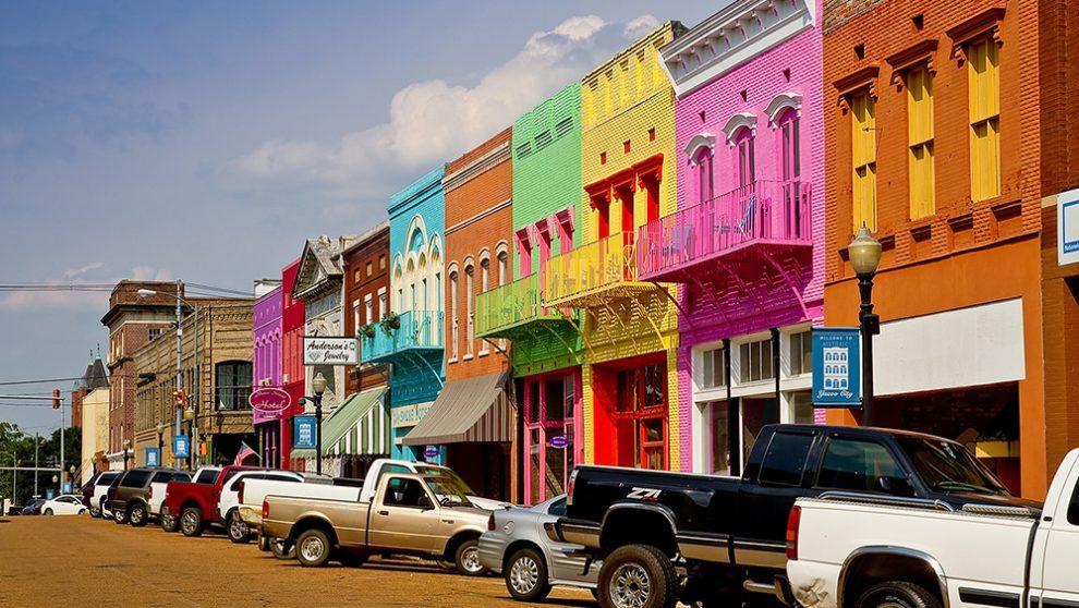 Yazoo City, Mississippi American Road Magazine