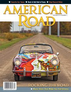 American Road magazine, Rock n Roll, Music, Road trip
