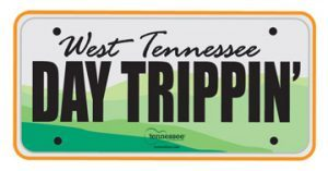 west Tennessee Day Trippin Logo