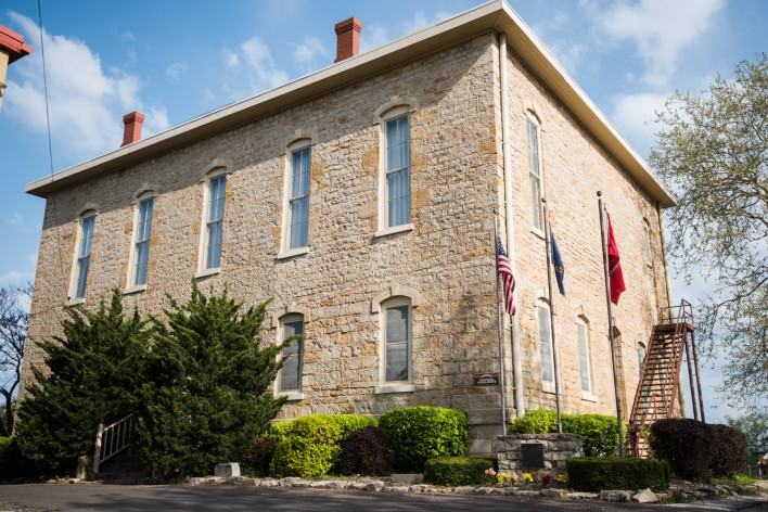 Lecompton Constitution Hall