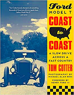 Ford Model T Coast to Coast American Road Magazine