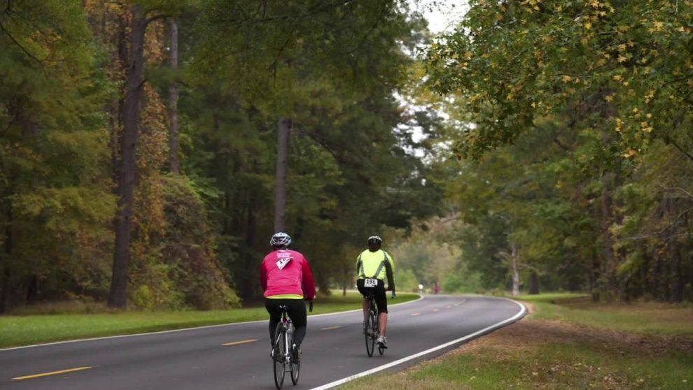 Ridgeland, MS Bike the Trace