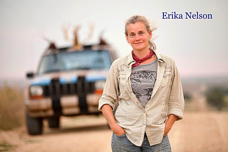 Erika Nelson Artist & Educator