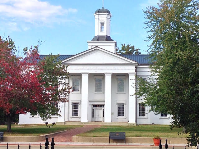 Vandalia IL Bicentennial Building