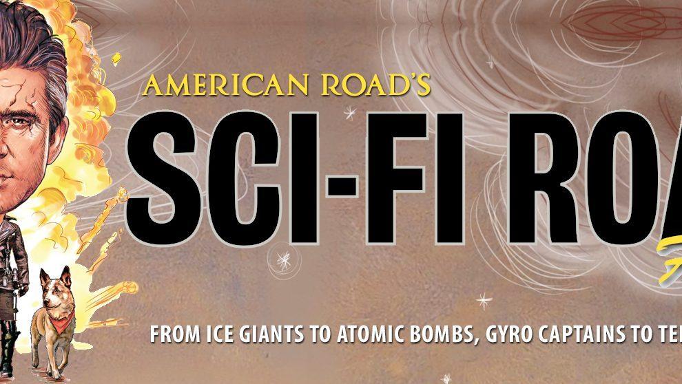 Sci-Fi Road Films Banner