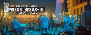 Great Joliet Prison Break-In Live Music