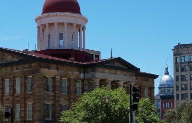 Capitol Building of Illinois Photo
