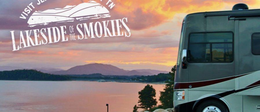 Jefferson County TN Lakeside by the Smokes Itinerary