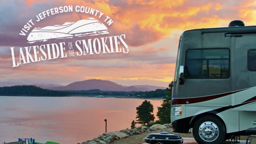 Jefferson County TN Lakeside by the Smokes Itinerary