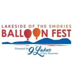 Lakeside of the Smokies Balloon Fest Banner