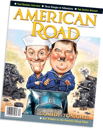 American Road Summer 2021