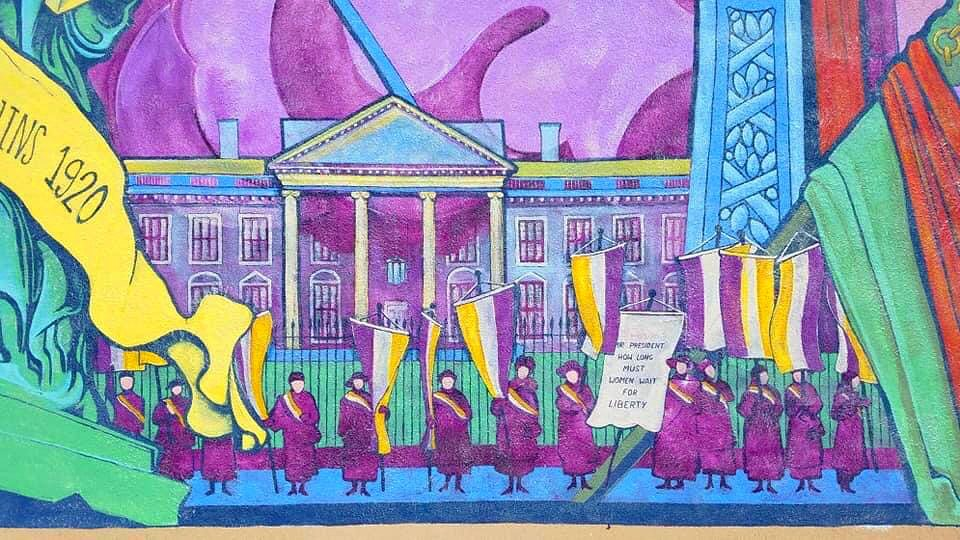 The Art of Suffrage