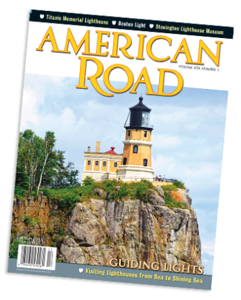 American Road magazine Autumn 2021